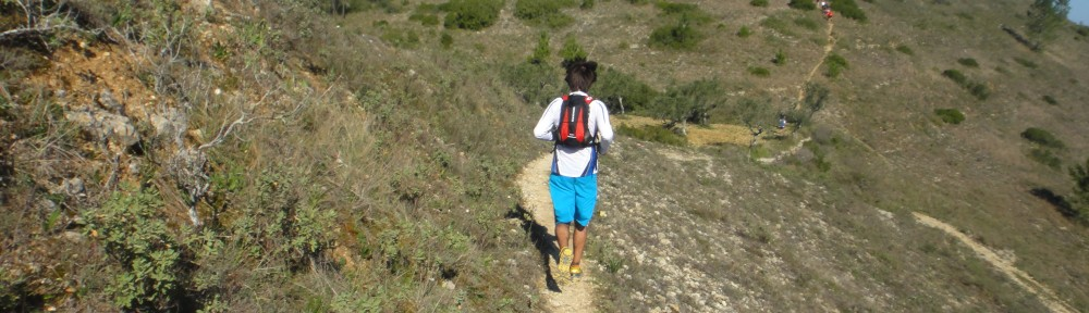 Treino de Trail Running na Serra da Freita